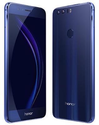Huawei Honor 8 Full Spesifikasi dan Harga Terbaru 2016