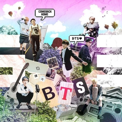 BTS (Bangtan Boys) – Come Back Home – Single (ITUNES PLUS AAC M4A)