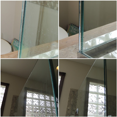 Sparkling Shower Doors