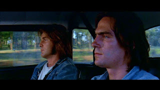 Dennis Wilson and James Taylor