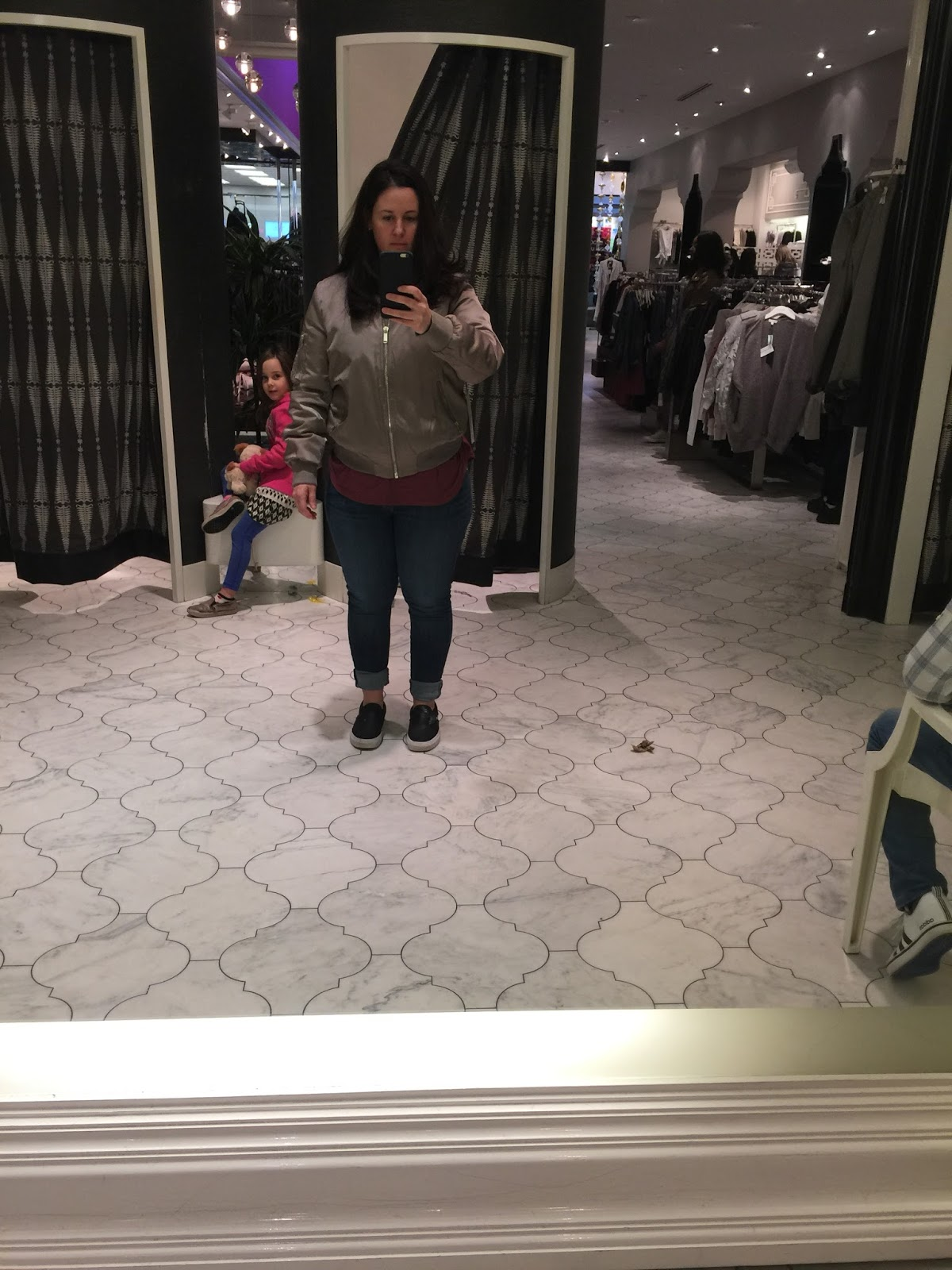 1077c2113 Fit Review Bomber Jackets from Aritzia and Lululemon