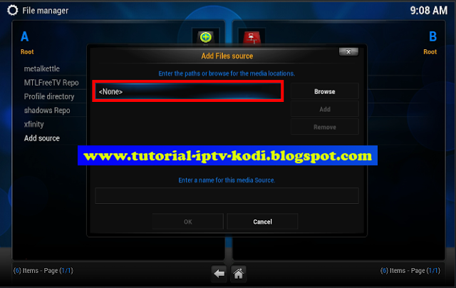 22 step for install Uwatchfree Kodi Add-ons