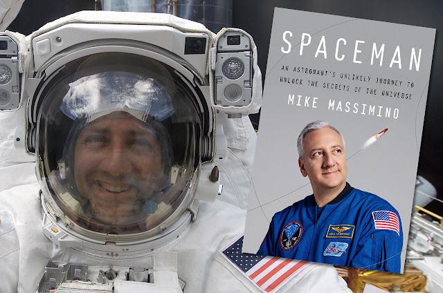 """Mike Massimino é um dos """"astronautas"""" da Nasa"""