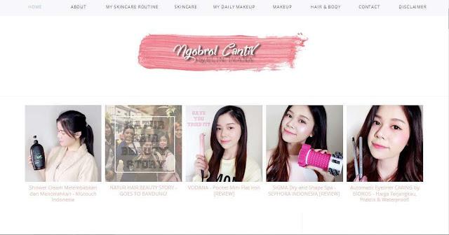 Blog Elinivana.com  - Beauty Blogger Indonesia Terbaik