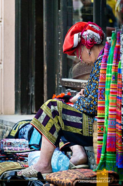 Hmong Local Sapa Vietnam