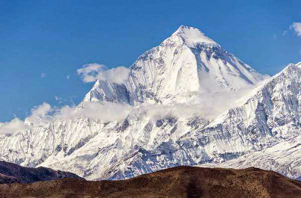 Nepal - Photo of Dhaulagiri