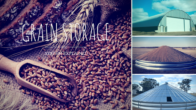 Best Grain Storage Solution