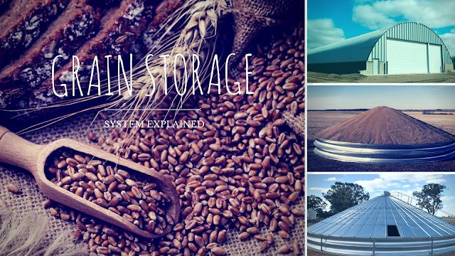 Best Grain Storage Solution