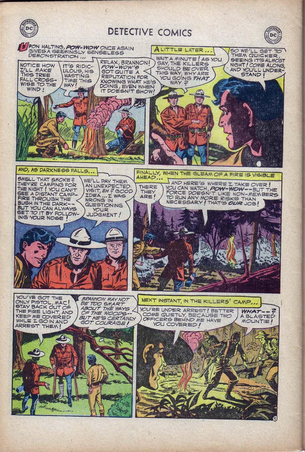 Read online Detective Comics (1937) comic -  Issue #190 - 38