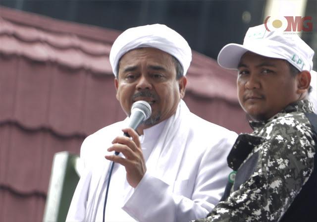 KBM-UBK Desak Jokowi Klarifikasi Dugaan Peran BIN di Kasus HRS