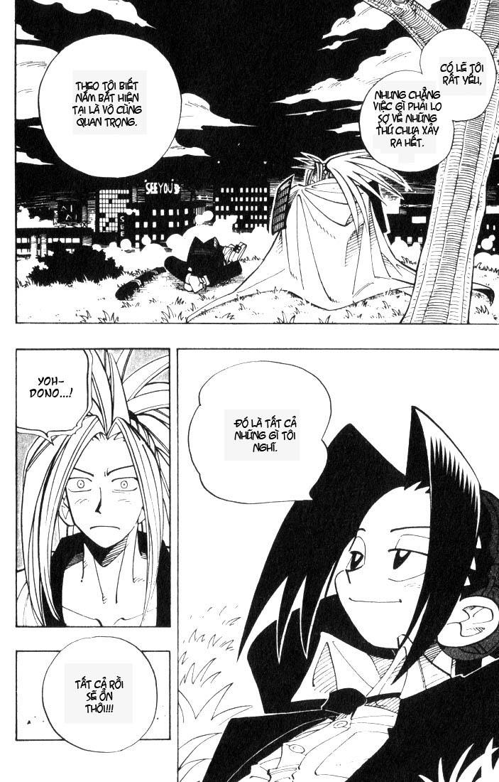 Shaman King [Vua pháp thuật] chap 27 trang 17