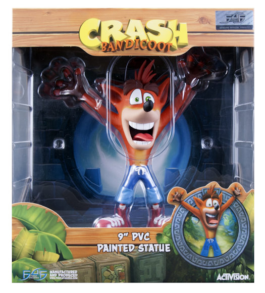 58d07fc8a8215 The Qwillery  Crash Bandicoot N. Sane Trilogy at SDCC