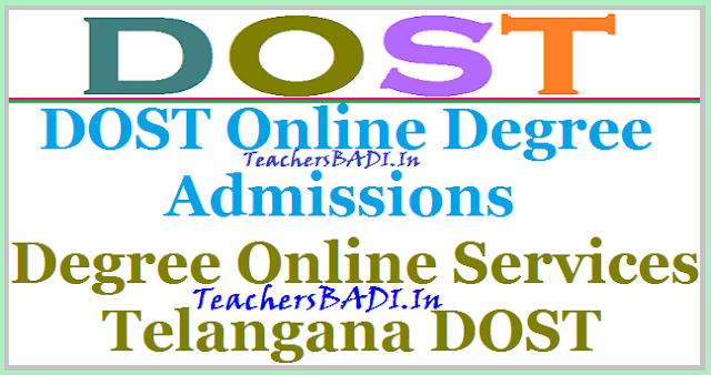 DOST Online Degree Admissions, Degree Online Admissions, DOST Degree Admissions