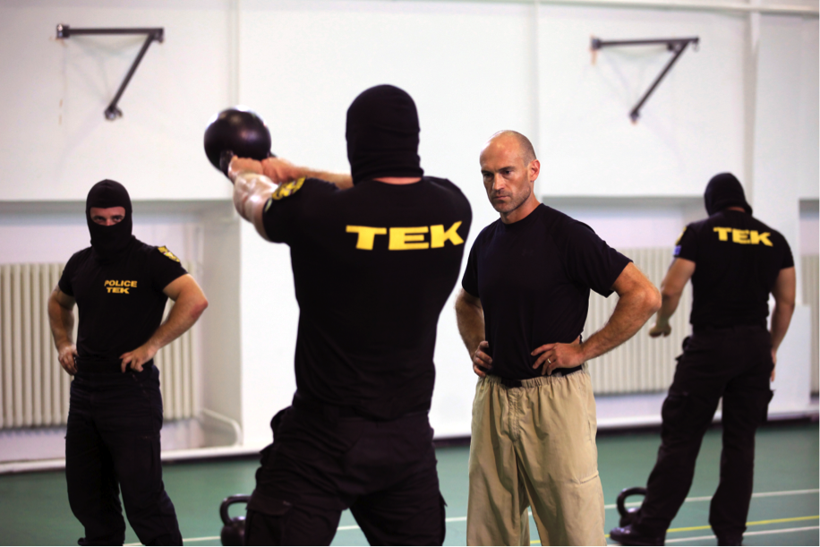 Pavel tsatsouline beyond bodybuilding