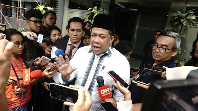 Fahri Hamzah: Kalau JK Gagal Dampingi Jokowi, Koalisi Bisa Bubar