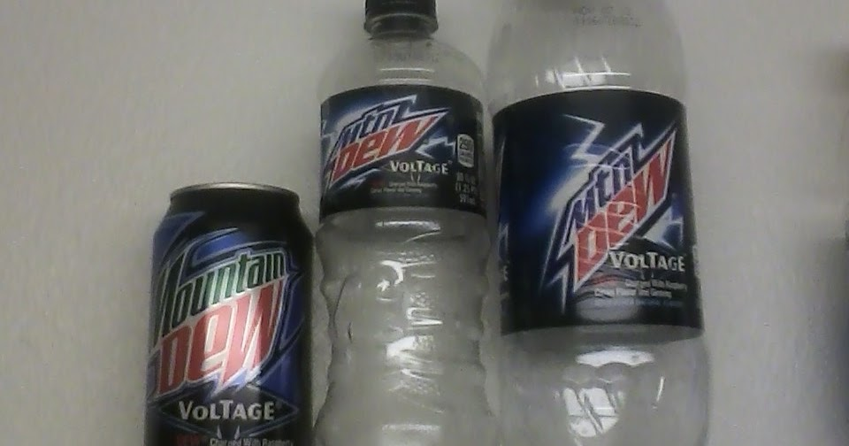 Caffeine Review For Mountain Dew Voltage