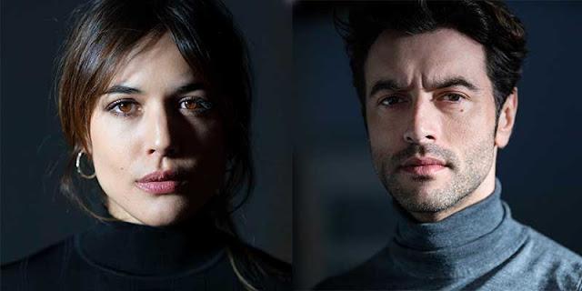 Javier Rey y Adriana protagonistas de 'Hache', la nueva serie de Netflix