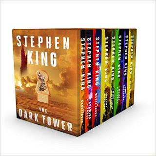 Stephen King Gifts, DarkTower Box Set, Stephen King Store