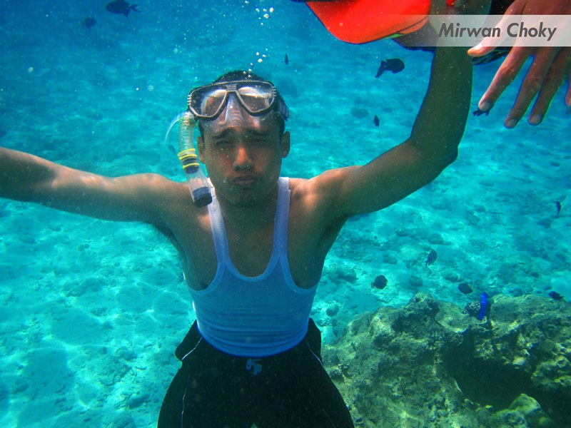 How To Take Snap Photos in the Water Using Smartphone