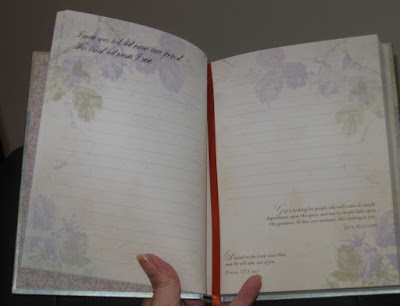 gorgeous inside pages