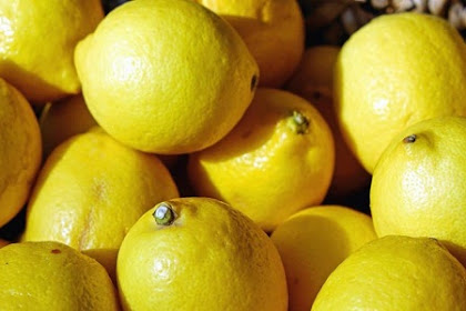 12+ Manfaat lemon untuk kesehatan dan kecantikan