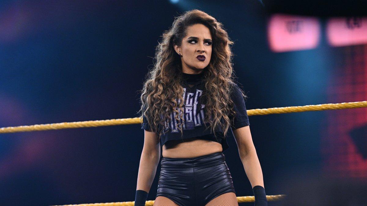 """Dakota Kai sobre a onda de demissões na WWE: """"Nenhum de nós tem uma posição totalmente garantida"""""""