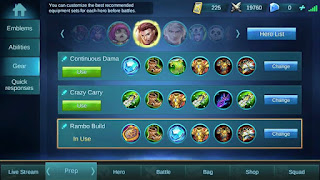 Tigreal Mobile Legend - Build Super Untuk Menyatukan Lawan