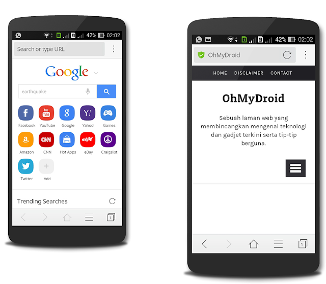 Alternatif Google Chrome