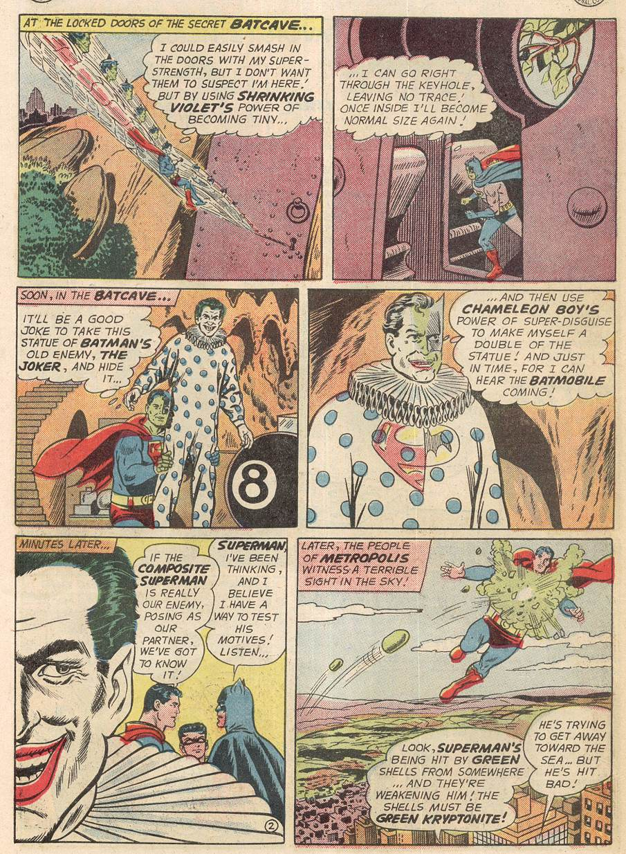Read online World's Finest Comics comic -  Issue #142 - 14