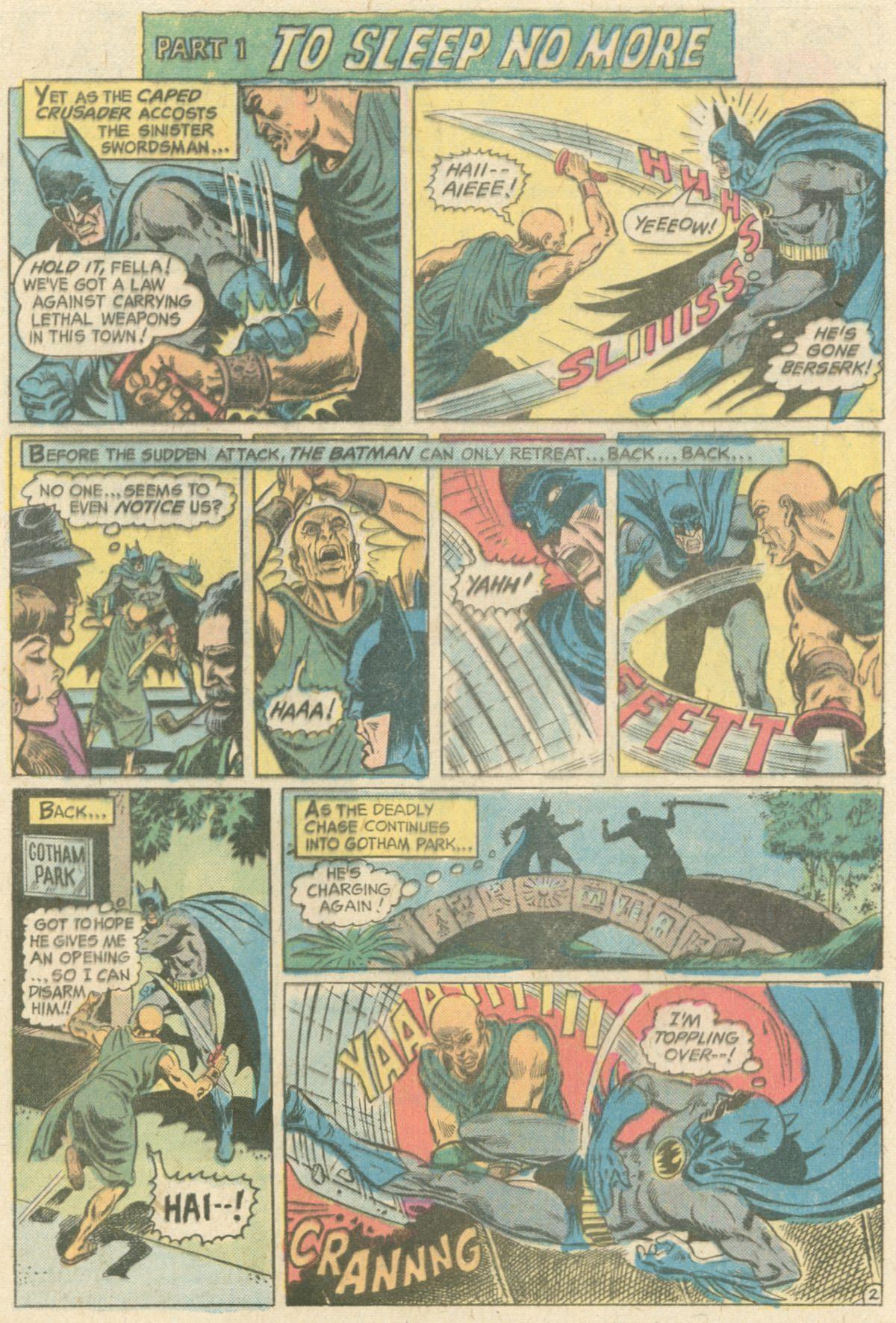 Read online World's Finest Comics comic -  Issue #232 - 4