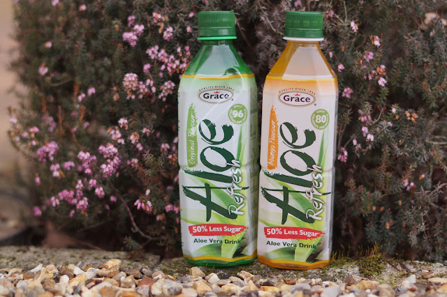 Grace aloe vera drink review