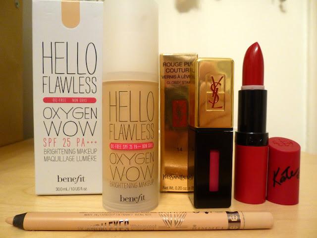 Rimmel 107 Lipstick Review
