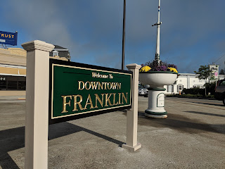 Franklin Residents: Job Opportunities with Police, Fire, DPW, and Library