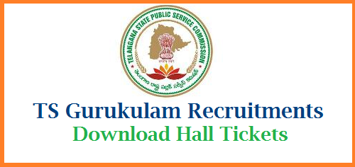TS Gurukulam Recruitment Preliminary Exams Hall Tickets Download @tspsc Telangana Gurukulam TGT PGT PET Staff Nurse Hall Tickets Download here | Hall tickets for Gurukulam General Recruitment Notification Issued by TSPSC released and available at Telangana Public Service Commision Official Website