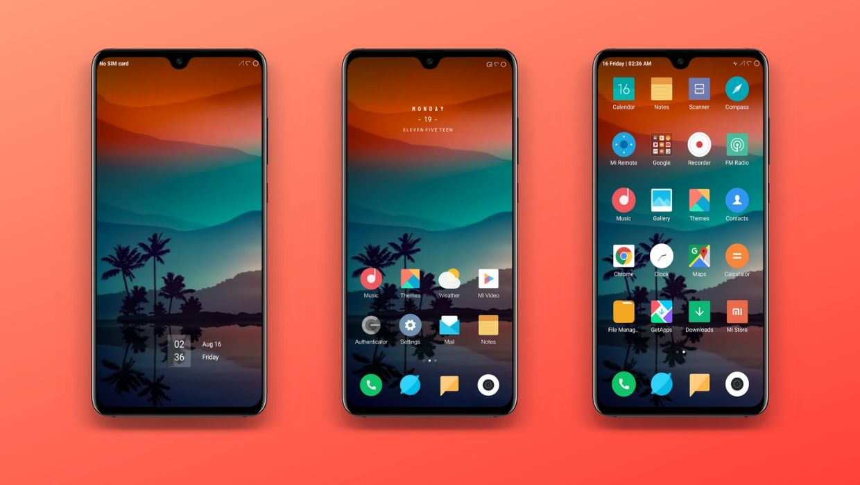 Download BL 101 MIUI Theme for Xiaomi