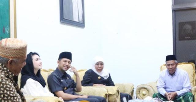 Neno Samakan Pilpres dengan Perang Badar, Ketua PWNU Jatim : Masak Habib Luthfi dan Kiai Maimoen Musyrik?!