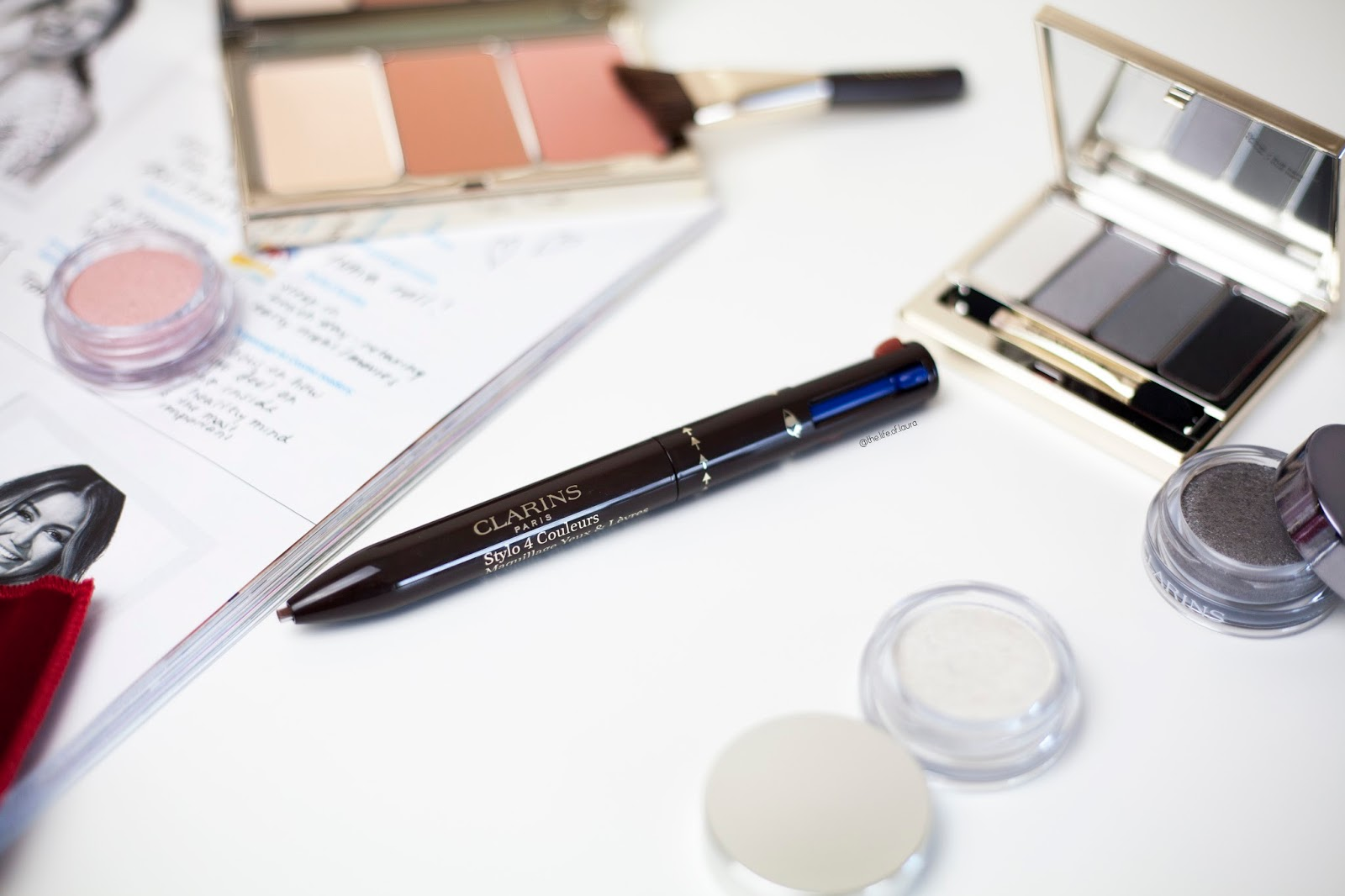 Clarins Spring Make Up 4 Colour Pen