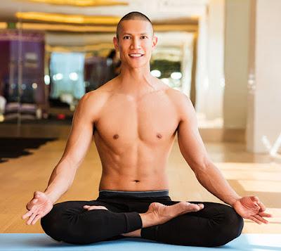 Tập yoga giúp tinh thần thư giãn