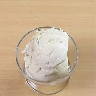 Homemade paan ice cream recipe