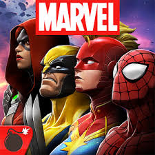 MARVEL Contest of Champions MOD APK 6.1.0 Full Version Terbaru 2016