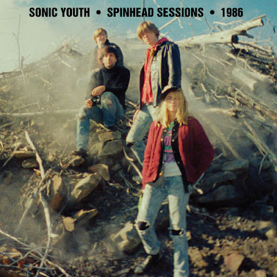 "SONIC YOUTH ""Spinhead Sessions"""