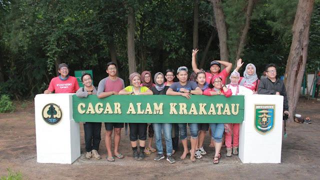 Rangkaian Lampung Festival Krakatau 2017