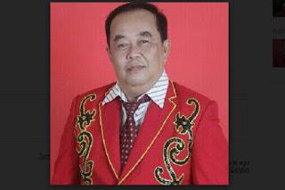 Ketua DAD Sekadau Welbertus Willy Dukung Program AMAN