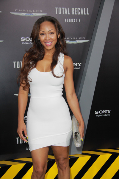 Celebrities And Fashion: Meagan Good Fashion