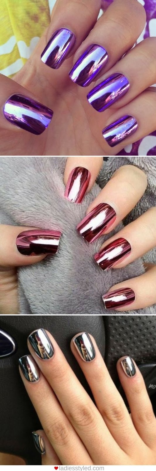 Beautiful Nail Art Designs To Copy Right Now