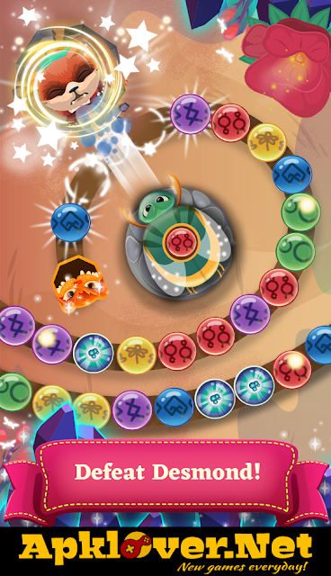 Marble Viola Quest MOD APK unlimited money
