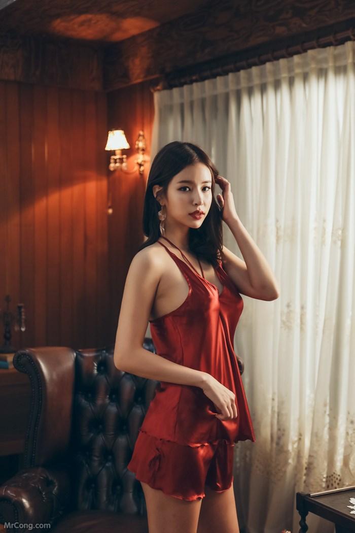 Image Kwon-Soo-Jung-MrCong.com-005 in post Người đẹp Kwon Soo Jung đầy mê hoặc trong bộ sưu tập nội y (134 ảnh)