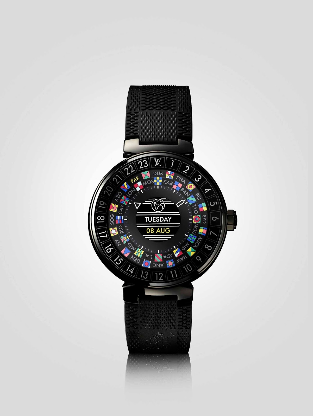 Le novità di Louis Vuitton - Tambour Horizon