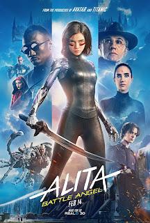 Alita: Thiên Thần Chiến Binh