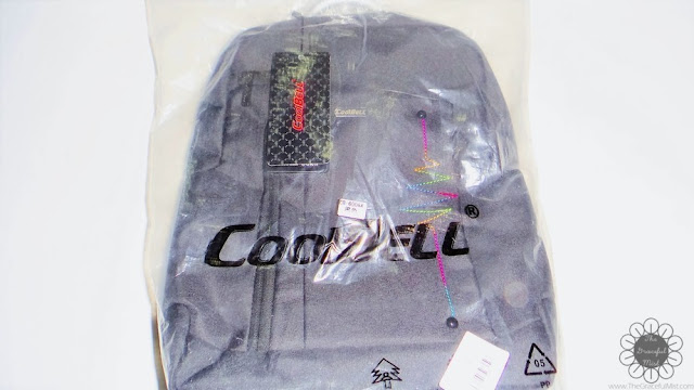 DressLily.com - Shipping and Delivery - Letter Nylon 14 Inch Laptop Backpack - Packaging (Product Reviews at www.TheGracefulMist.com   @TheGracefulMist)